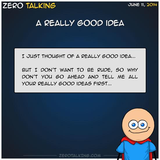 a-really-good-idea-zero-dean