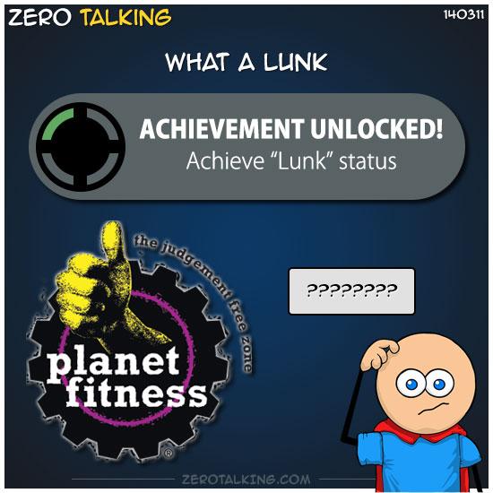 achieve-lunk-status