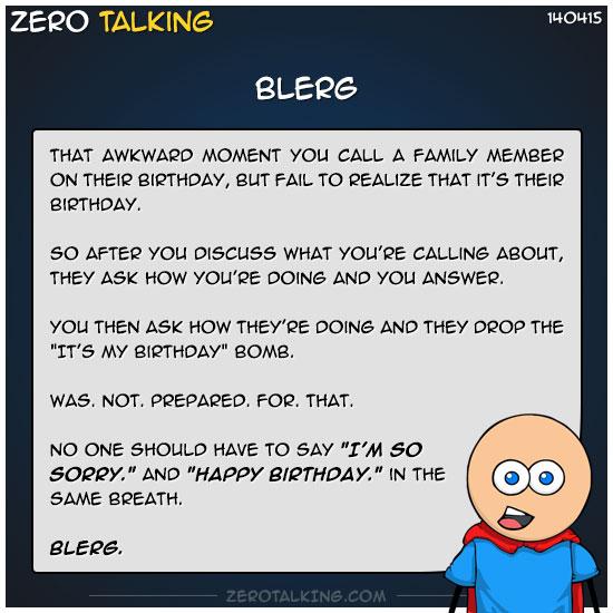 blerg-zero-dean