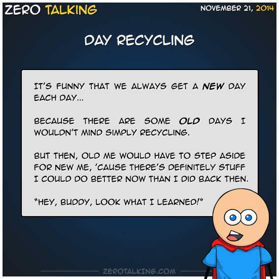 day-recycling-zero-dean
