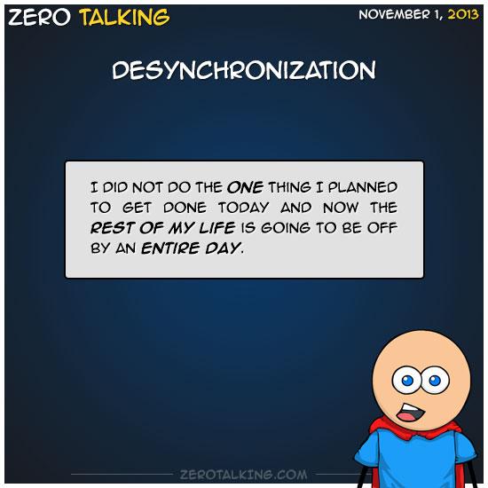 desynchronization-zero-dean