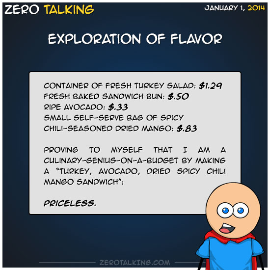exploration-of-flavor-zero-dean