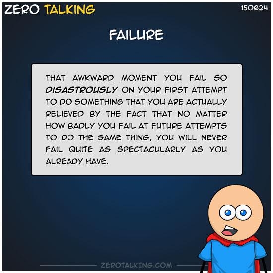 failure-zero-dean