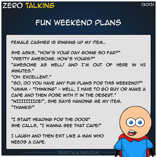 fun-weekend-plans-zero-dean