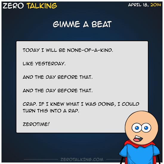 gimme-a-beat-zero-dean