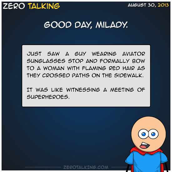 good-day-milady-zero-dean