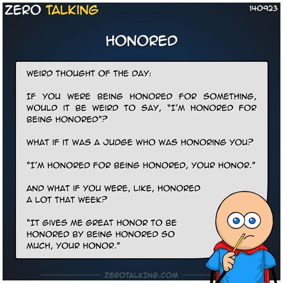 honored-zero-dean