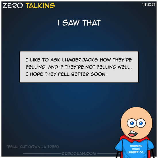 i-saw-that-zero-dean