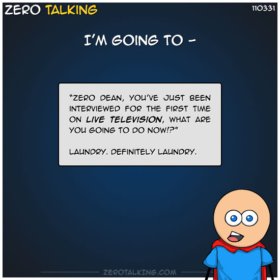 im-going-to-zero-dean