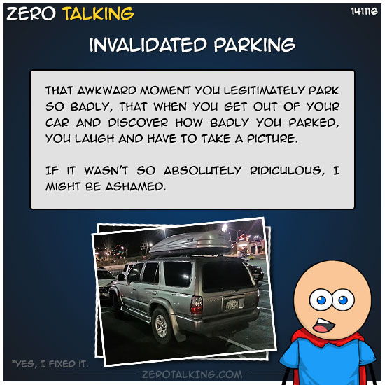 invalidated-parking-zero-dean