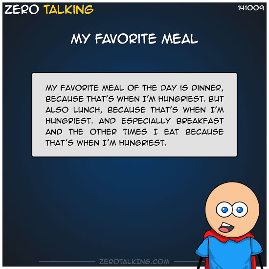 my-favorite-meal-zero-dean