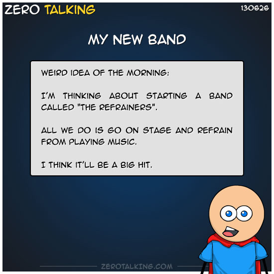 my-new-band-zero-dean