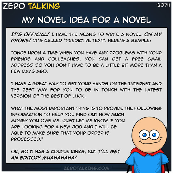 my-novel-idea-for-a-novel-zero-dean