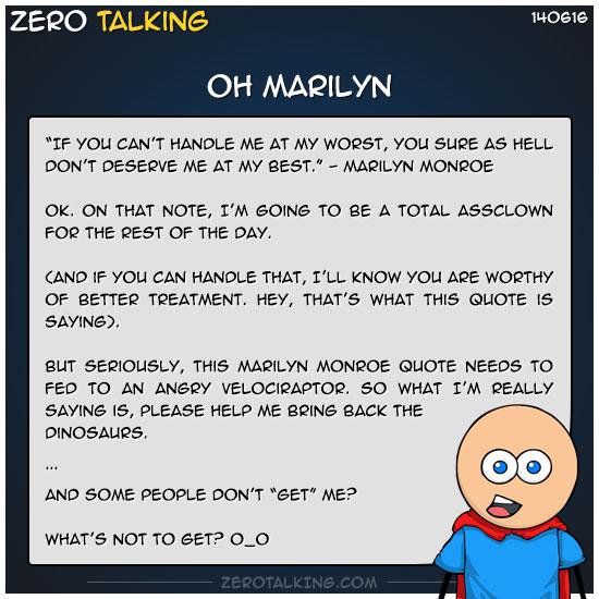 oh-marilyn-zero-dean