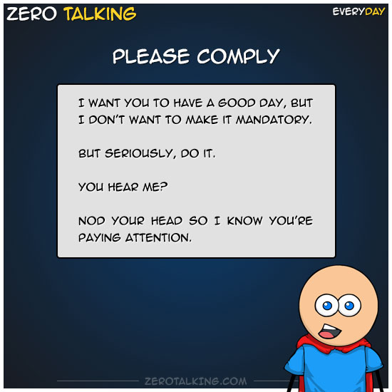 please-comply-zero-dean
