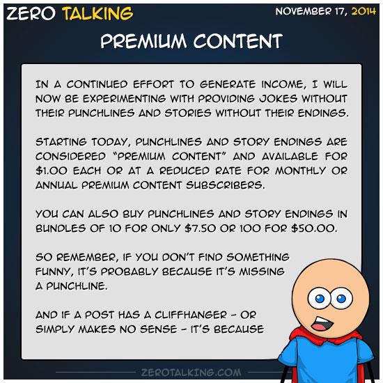 premium-content-zero-dean
