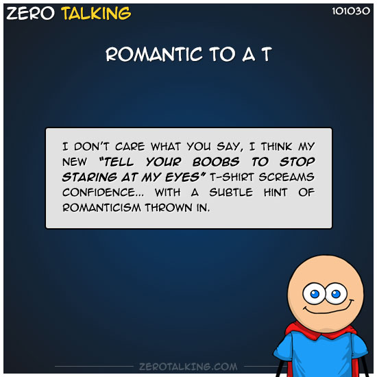 romantic-to-a-t-zero-dean