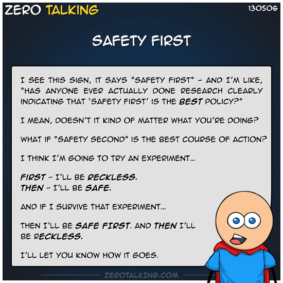 safety-first-zero-dean