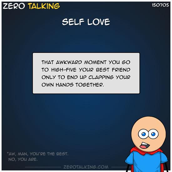 self-love-zero-dean