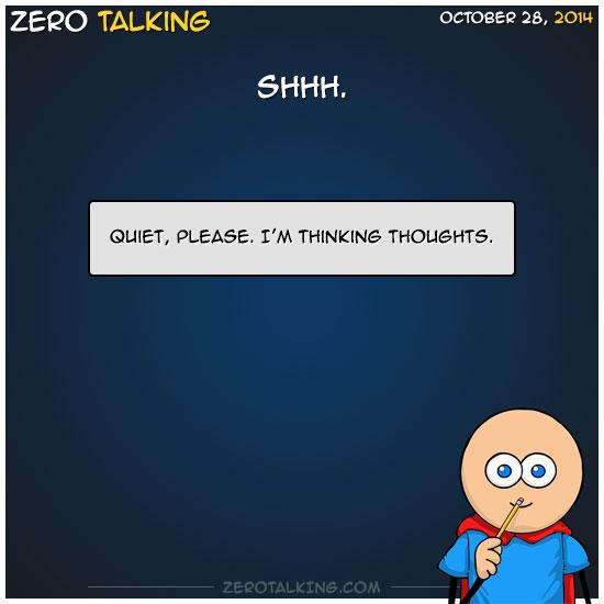 shhh-zero-dean