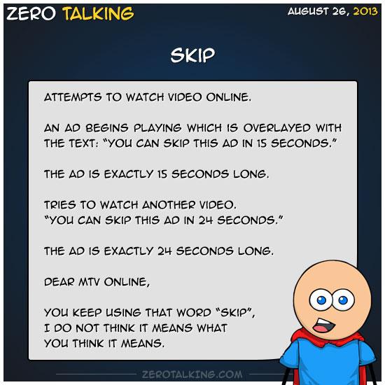 skip-zero-dean