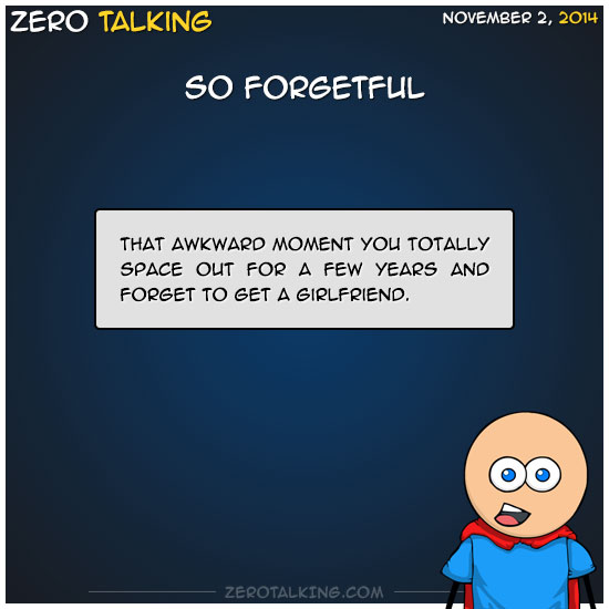 so-forgetful-zero-dean