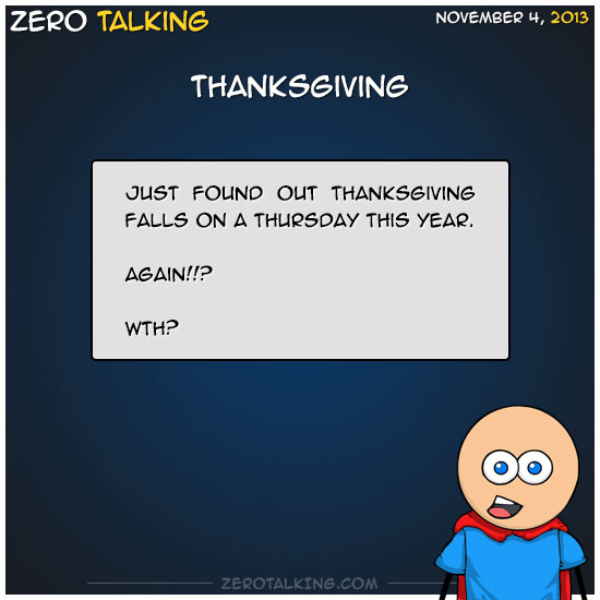 thanksgiving-zero-dean