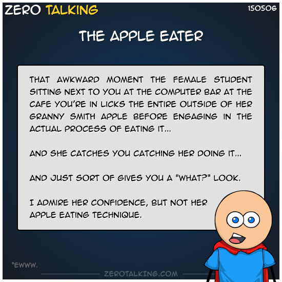 the-apple-eater-zero-dean