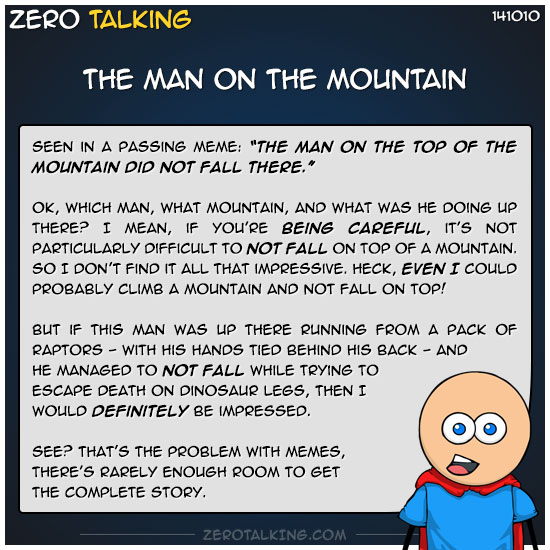 the-man-on-the-mountain-zero-dean