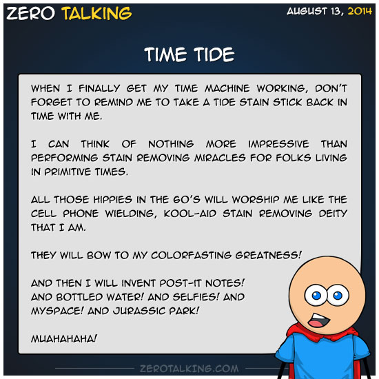 time-tide-zero-dean