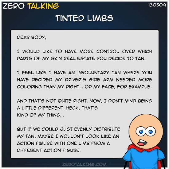 tinted-limbs-zero-dean