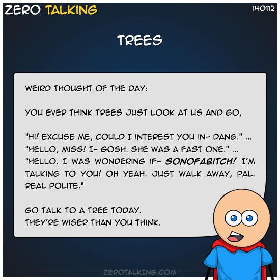 trees-zero-dean