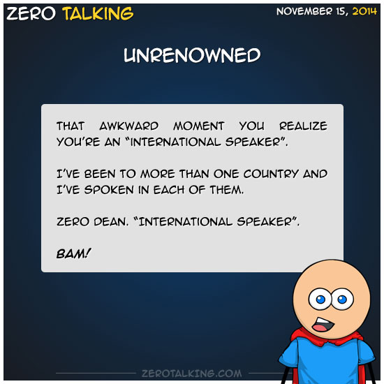 unrenowned-zero-dean