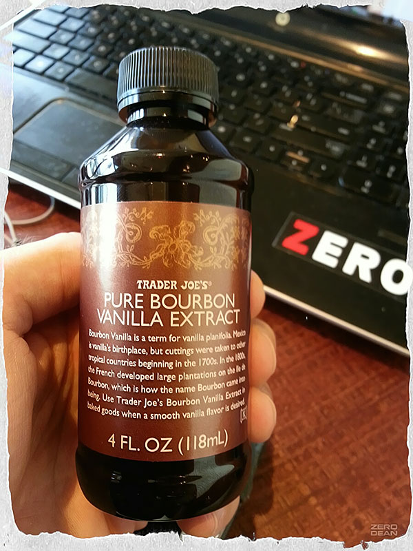 how to make non alcoholic vanilla extract
