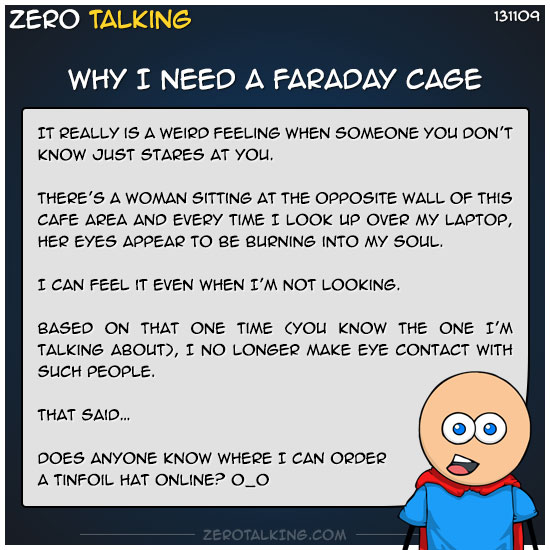 why-i-need-a-faraday-cage-zero-dean